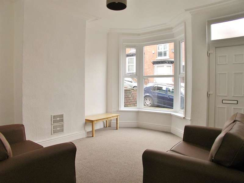 3 Bedrooms Terraced House for rent in Hunter House Road, Sheffield, S11 8TU