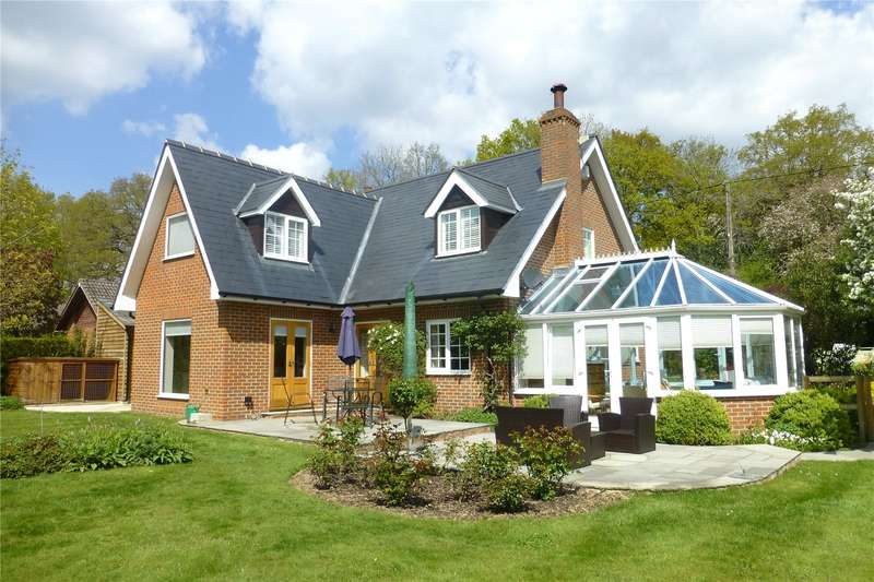 3 Bedrooms Detached House for sale in Holmbury Lane, Holmbury St. Mary, Dorking, Surrey, RH5