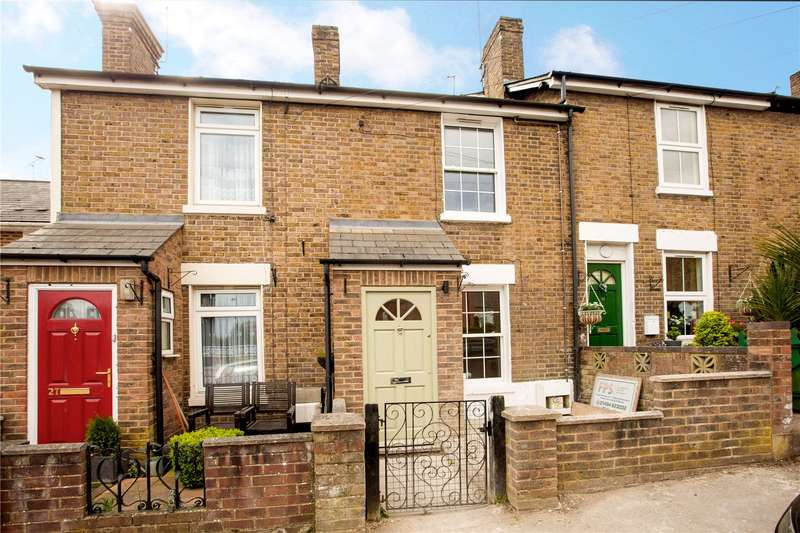 2 Bedrooms Terraced House for sale in Albert Street, Maidenhead, Berkshire, SL6