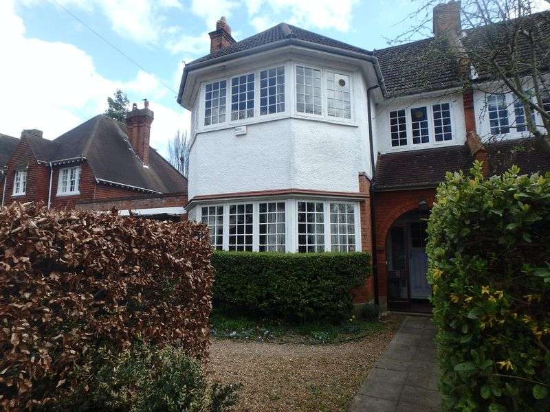 5 Bedrooms Semi Detached House for sale in Kingsdown Road, Epsom