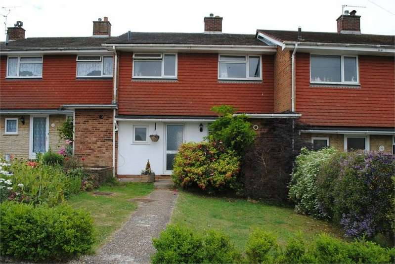 3 Bedrooms Terraced House for sale in Roundacres Way, Bexhill-on-Sea, TN40