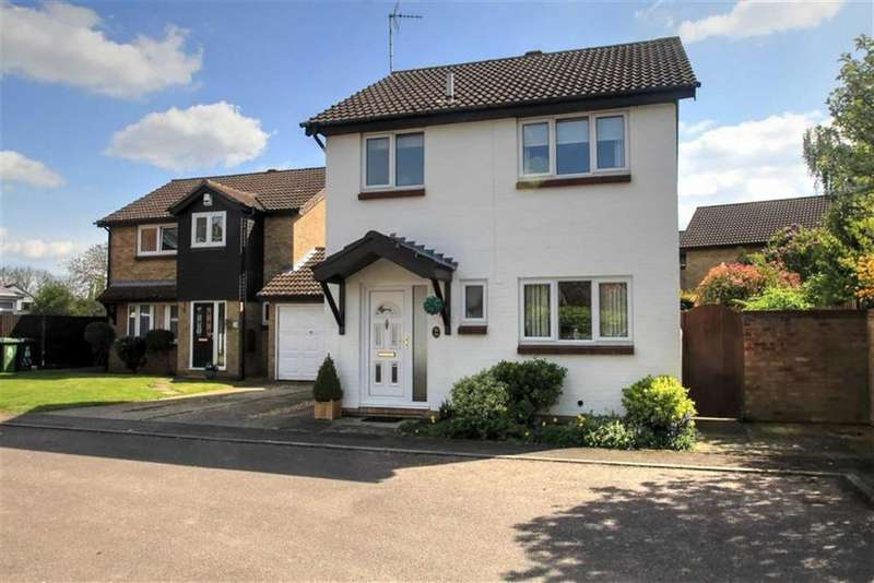 3 Bedrooms Detached House for sale in Balland Field, Willingham, Cambridge