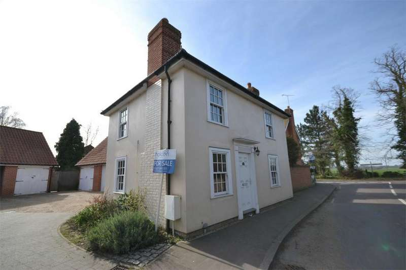 2 Bedrooms Detached House for sale in Chapel Road, Tolleshunt D'arcy, Maldon, Essex