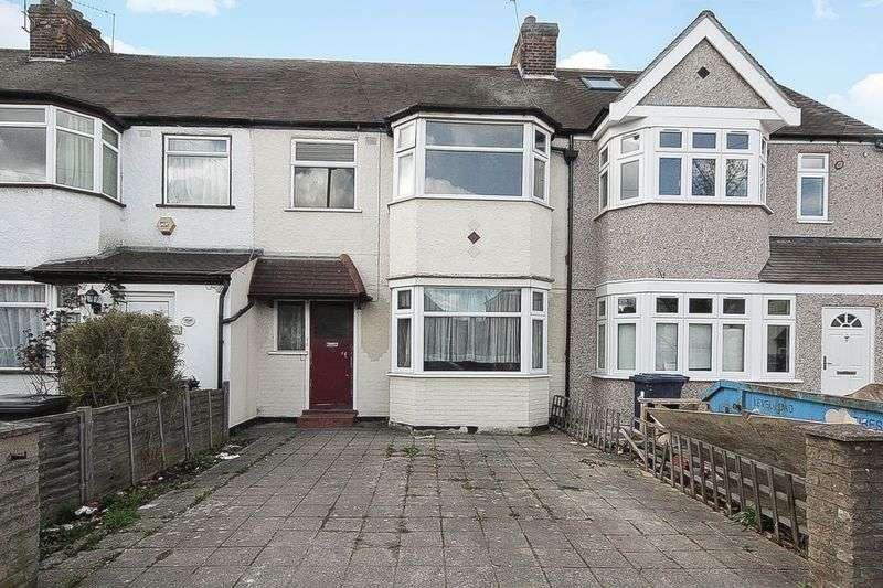 3 Bedrooms Terraced House for sale in Tavistock Avenue, Greenford