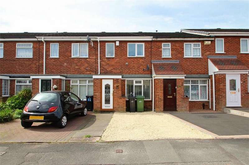2 Bedrooms Terraced House for sale in Chichester Avenue, Netherton, DUDLEY, West Midlands