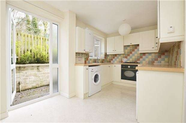 2 Bedrooms Terraced House for sale in Littlebrook, Paulton, BRISTOL