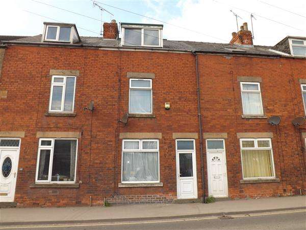 3 Bedrooms Terraced House for sale in North Road, Clowne