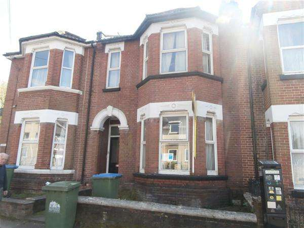 6 Bedrooms Terraced House for rent in Wilton Avenue, Southampton