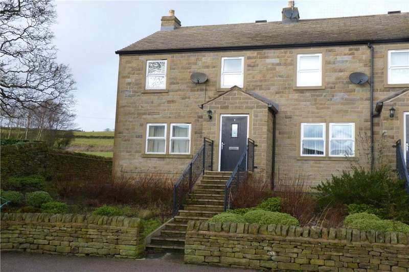 3 Bedrooms Semi Detached House for sale in Low Laithe Fold, Laycock, Keighley, BD22