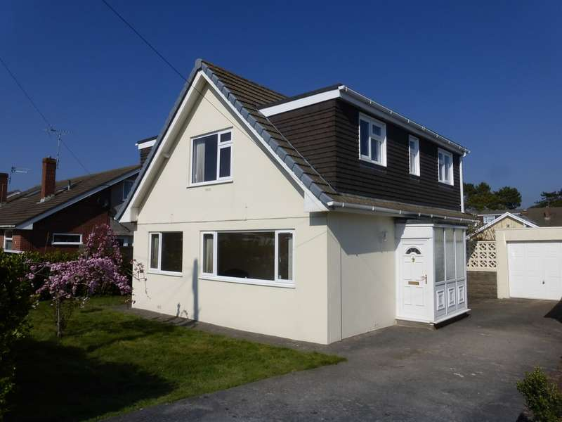4 Bedrooms Bungalow for sale in Glynstell Road, Porthcawl