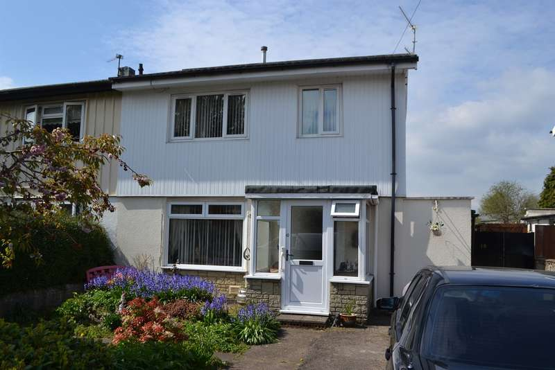 3 Bedrooms Semi Detached House for sale in Bacton Road, Cardiff