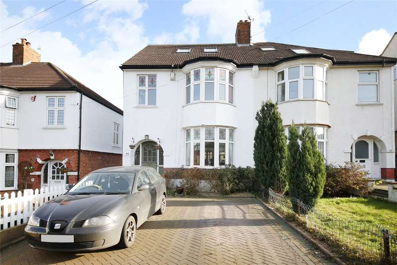5 Bedrooms Semi Detached House for sale in Howden Road, London