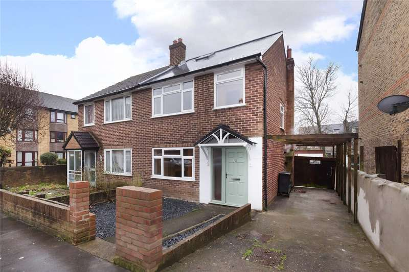 3 Bedrooms Semi Detached House for sale in Sangley Court, Sangley Road, London