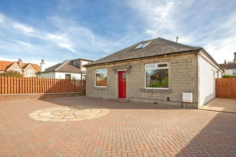 4 Bedrooms Detached Bungalow for sale in 1 Saughtonhall Place, Murrayfield, EH12 5RH