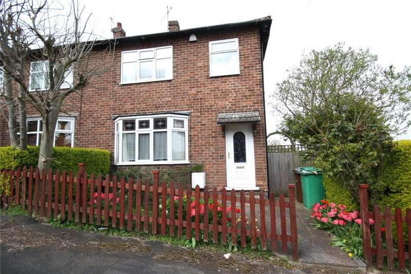 3 Bedrooms Semi Detached House for sale in Hood Street, Sherwood, Nottinghamshire, NG5