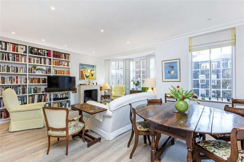 3 Bedrooms Flat for sale in Great Peter Street, Westminster, London