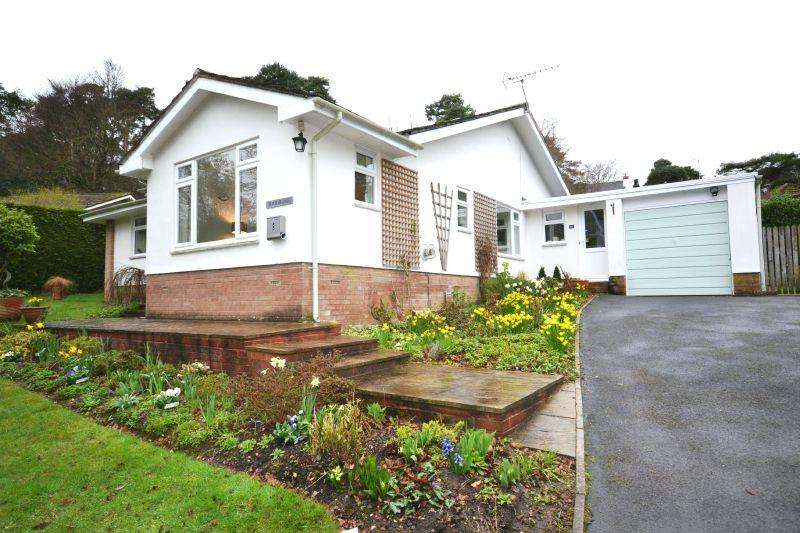 3 Bedrooms Detached Bungalow for sale in BROAD OAK CLOSE, WEST HILL