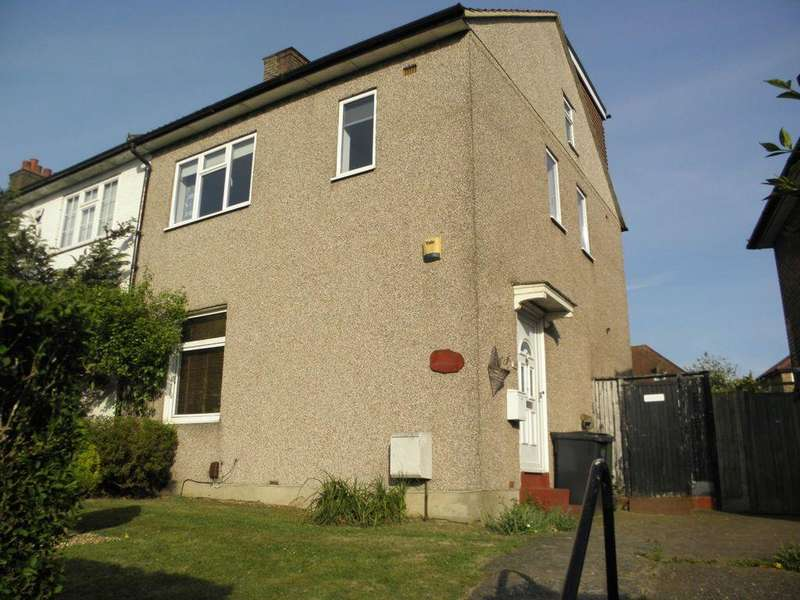 4 Bedrooms End Of Terrace House for sale in Downham Way, Downham, BR1