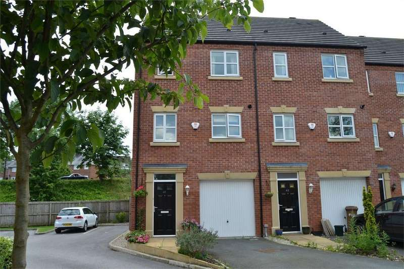 3 Bedrooms End Of Terrace House for sale in Tai Maes, Mold, Flintshire