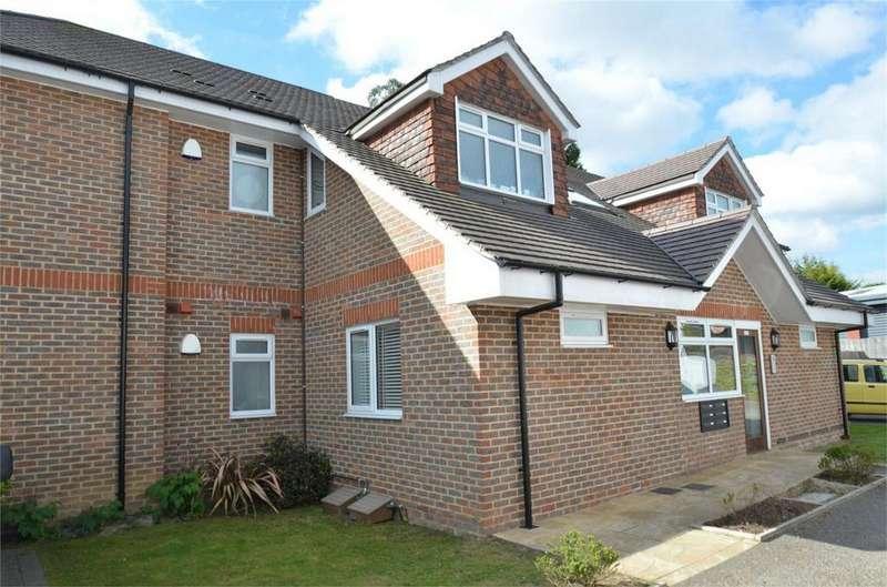 2 Bedrooms Flat for sale in Carpenters Court, 572c Wickham Road, Shirley, Croydon, Surrey
