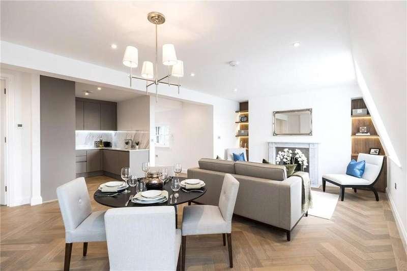 2 Bedrooms Flat for sale in Treborough House, Nottingham Place, Marylebone, London, W1U