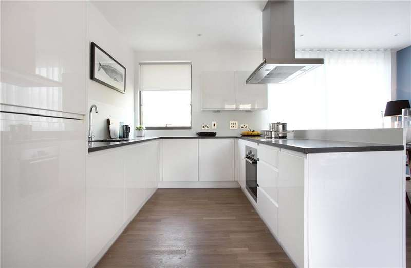 2 Bedrooms Flat for sale in The Gramercy Greenwich, Creek Road, Greenwich, London, SE10