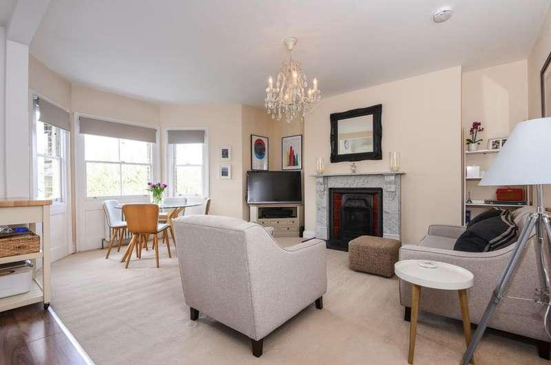 2 Bedrooms Flat for sale in Kidbrooke Grove London SE3