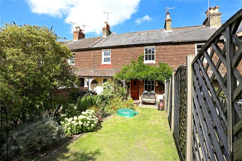 3 Bedrooms Terraced House for sale in Church Terrace, Betchetts Green Road, Holmwood, Dorking, RH5