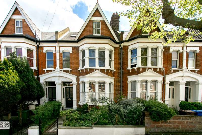 4 Bedrooms Terraced House for sale in Beckwith Road, London, SE24