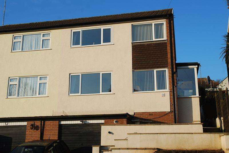 3 Bedrooms Semi Detached House for sale in Byron Road, Torquay
