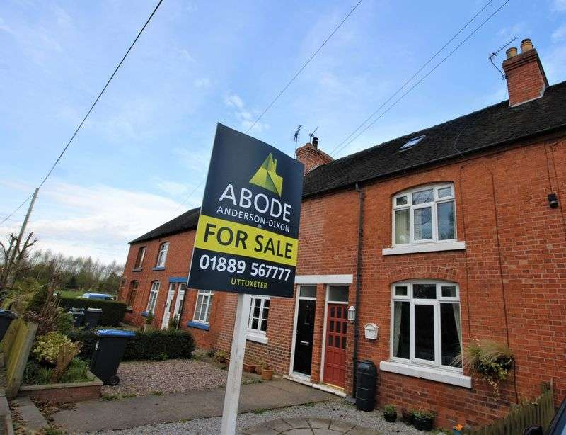 3 Bedrooms Terraced House for sale in Bell Cottages, Doveridge