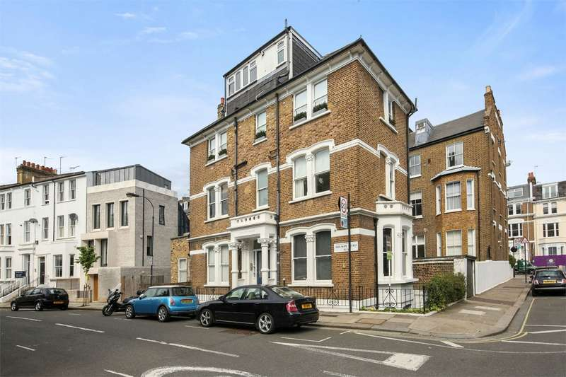 1 Bedroom Detached House for sale in Milson Road, LONDON