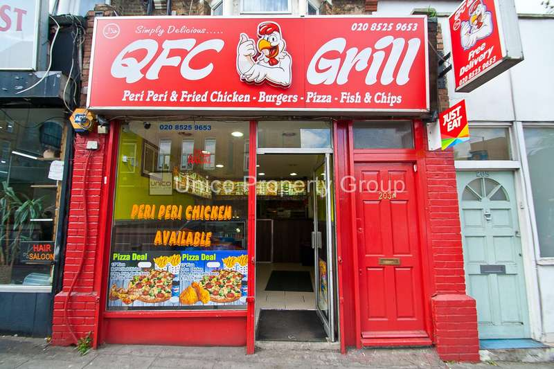 Commercial Property for sale in Homerton High Street, Homerton, E9