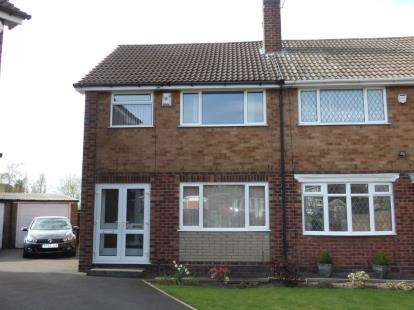 3 Bedrooms Semi Detached House for sale in Thornwood Close, Oldbury, West Midlands