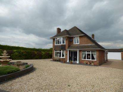 3 Bedrooms Detached House for sale in Dunns Lane, Dordon, Tamworth, Warwickshire