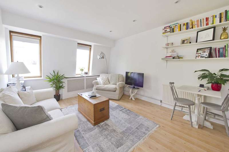 1 Bedroom Apartment Flat for sale in Nevern Square, Earls Court