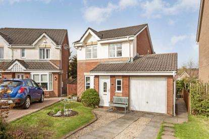 3 Bedrooms Detached House for sale in Devine Grove, Newmains