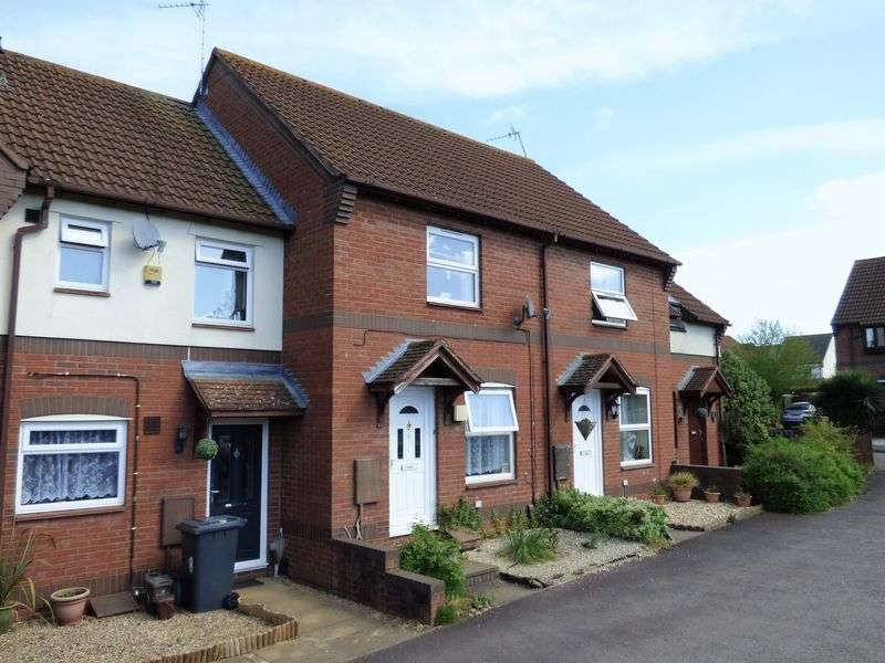 2 Bedrooms Terraced House for sale in Cornflower Road, Abbeymead, Gloucester