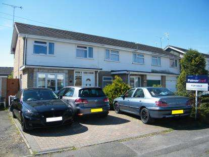 3 Bedrooms End Of Terrace House for sale in Poole