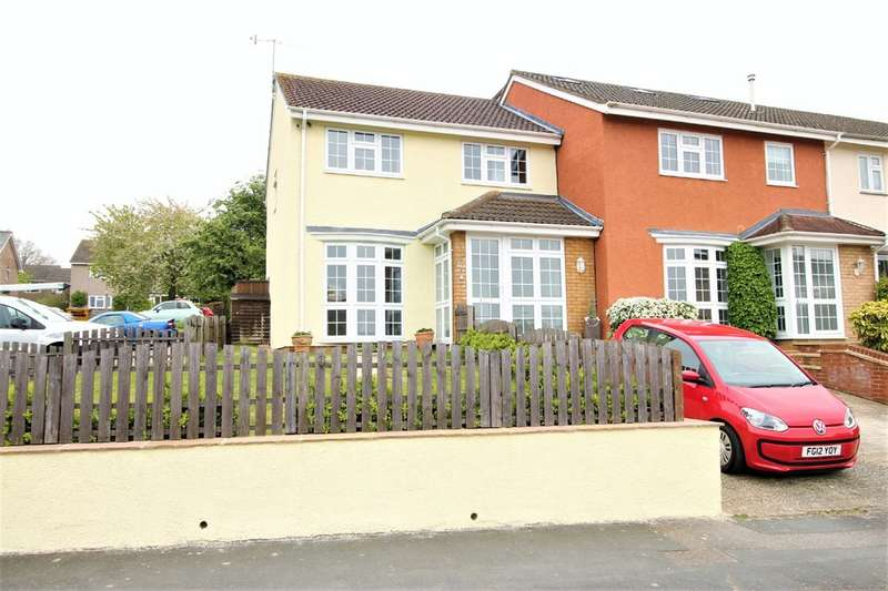 4 Bedrooms End Of Terrace House for sale in North End, Hemel Hempstead
