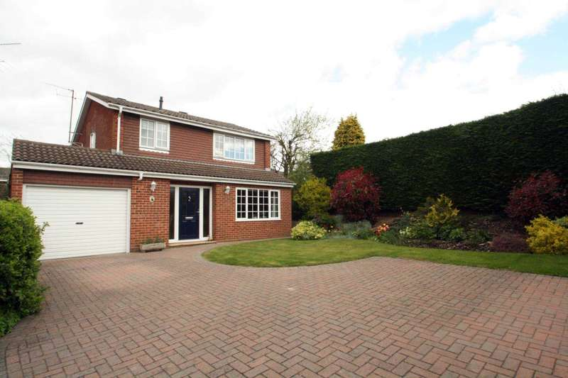 3 Bedrooms Detached House for sale in Newalls Rise, Wargrave