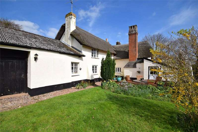 3 Bedrooms House for sale in Oak Hill, East Budleigh, Budleigh Salterton, Devon