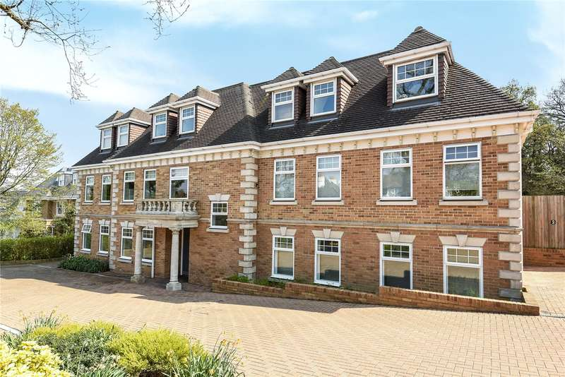 2 Bedrooms Apartment Flat for sale in Woodland Heights, 95 Ducks Hill Road, Northwood, Middlesex, HA6