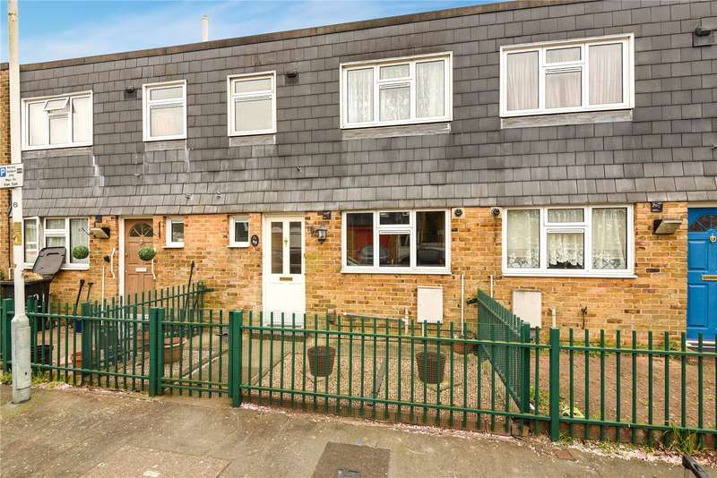 2 Bedrooms Terraced House for sale in Greatfields Drive, Hillingdon, Middlesex, UB8