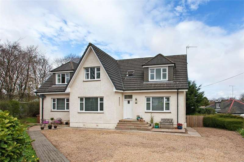 4 Bedrooms Detached House for sale in Woodside Drive, Waterfoot, Glasgow