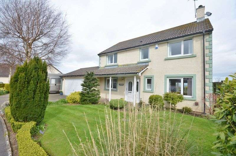 4 Bedrooms Detached House for sale in Wadsworth Park, Branthwaite