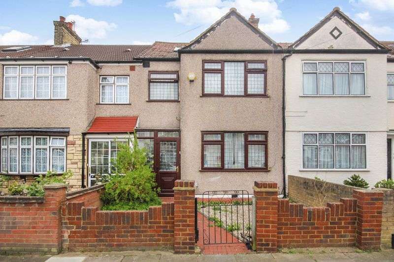 4 Bedrooms Terraced House for sale in Abbotts Road, Mitcham, CR4 1JU