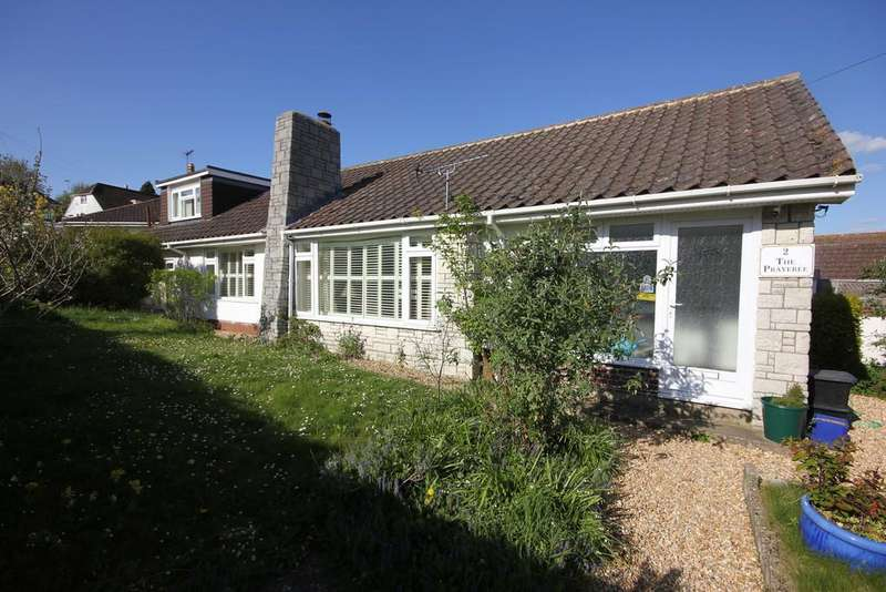 3 Bedrooms Detached Bungalow for sale in ANDERSON ROAD, BISHOPDOWN, SALISBURY, WILTSHIRE SP1 3DX