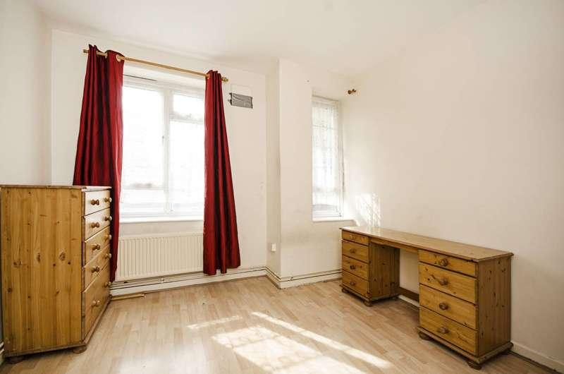 1 Bedroom Flat for sale in Loddiges Road, Hackney, E9