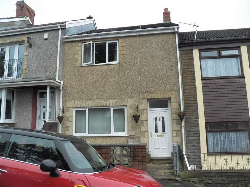 3 Bedrooms Terraced House for sale in St Illtyds Crescent, St Thomas